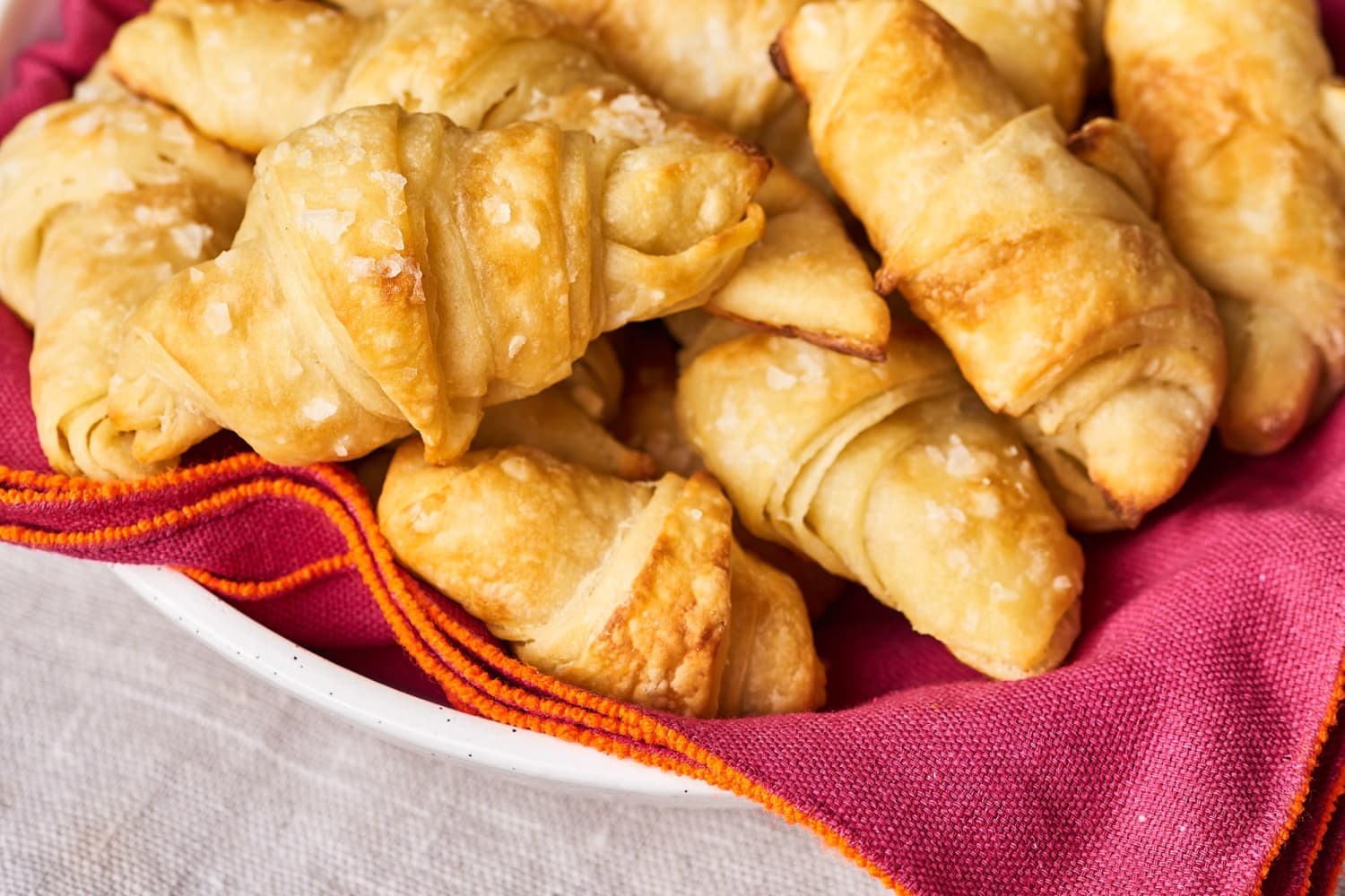 How to Make Easy Buttery Crescent Rolls | Kitchn