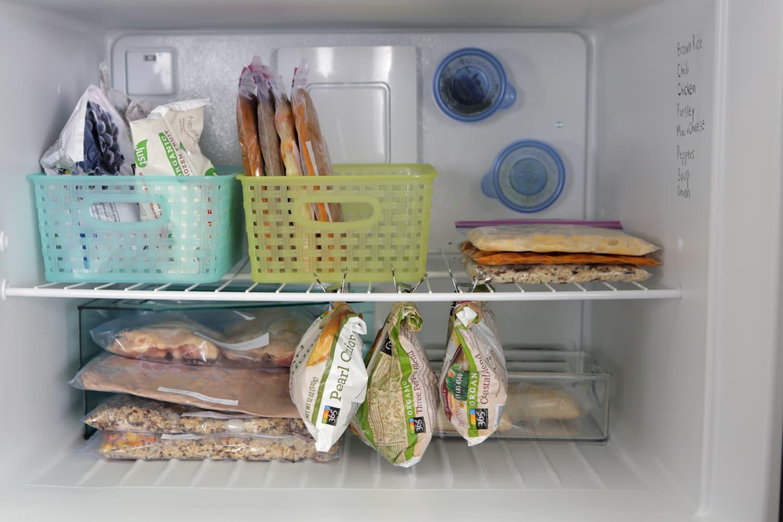 6 Brilliant Hacks to Organize Your Freezer | Apartment Therapy