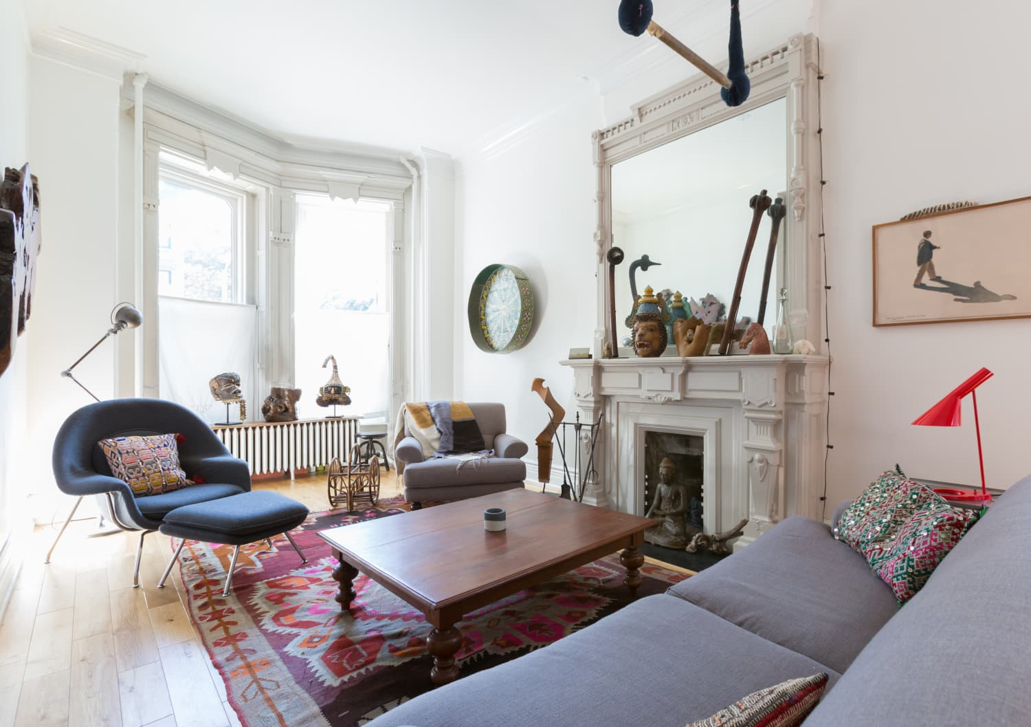 How to Decorate a Mismatched Room  Apartment Therapy