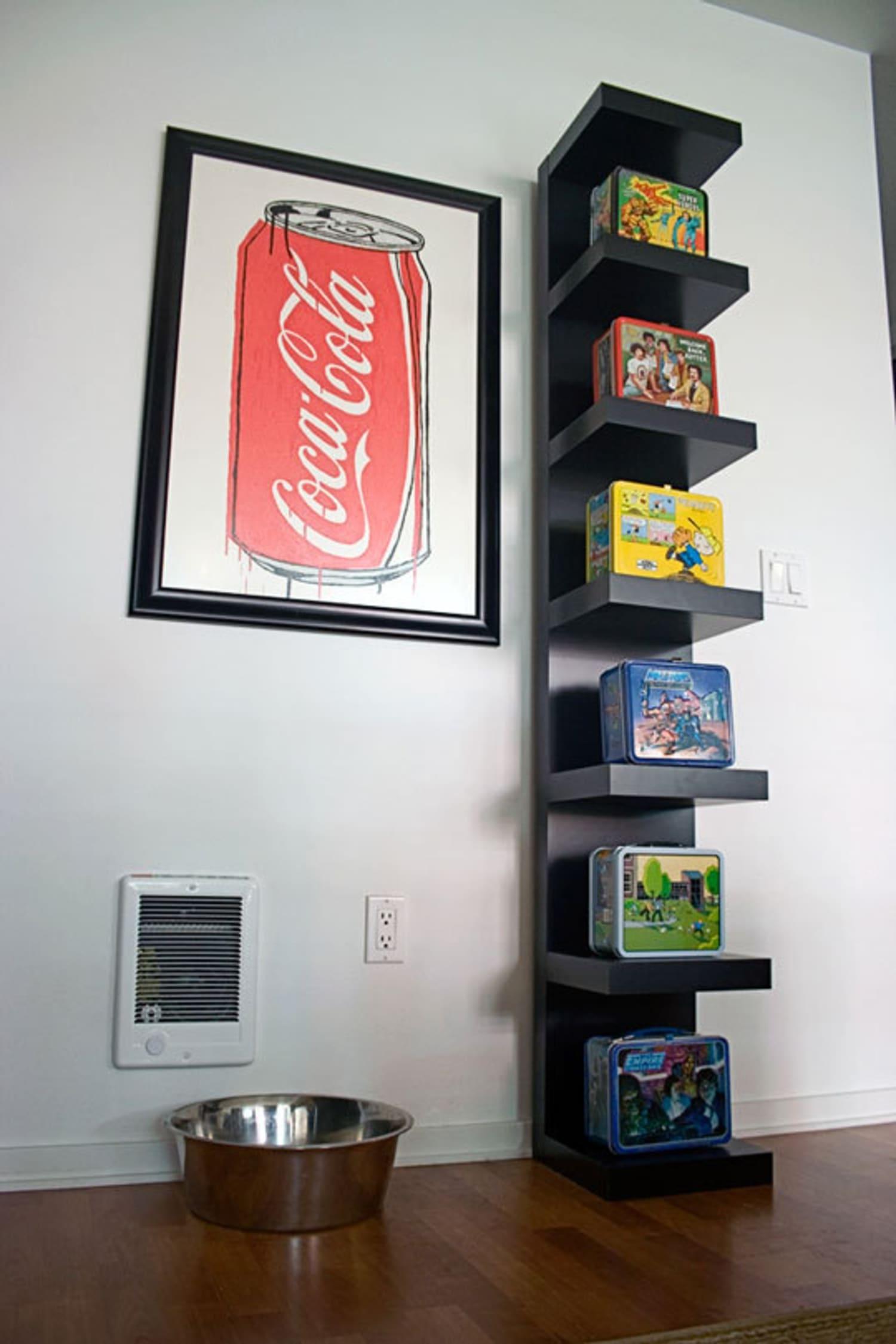 Benjamen's DIY Pop Art | Apartment Therapy