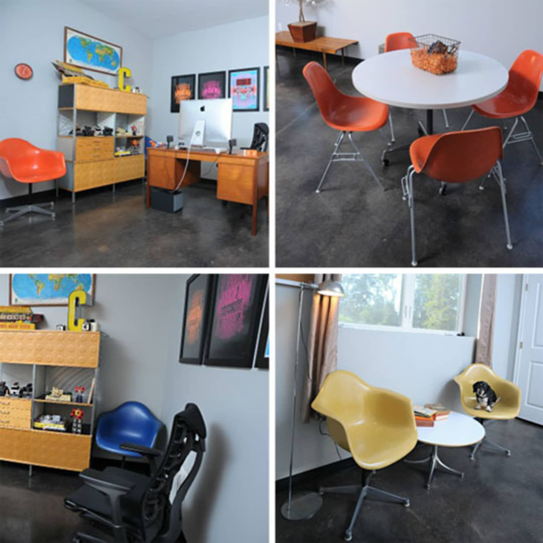 Studio Apartments Houston: Concrete Inspiration Inside A Houston Photography Studio