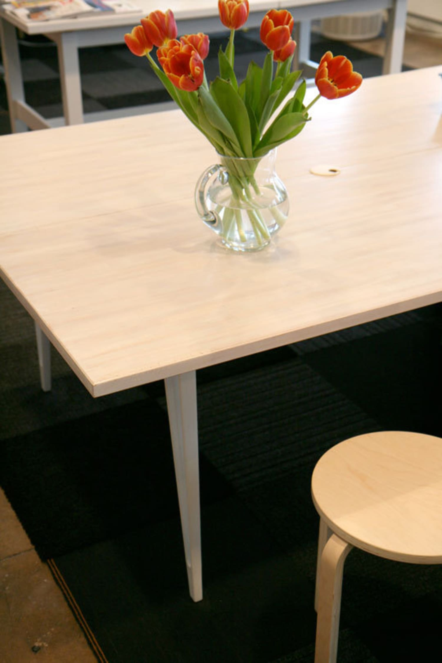 Great Diy Desks With Ikea Countertops And Legs Apartment Therapy