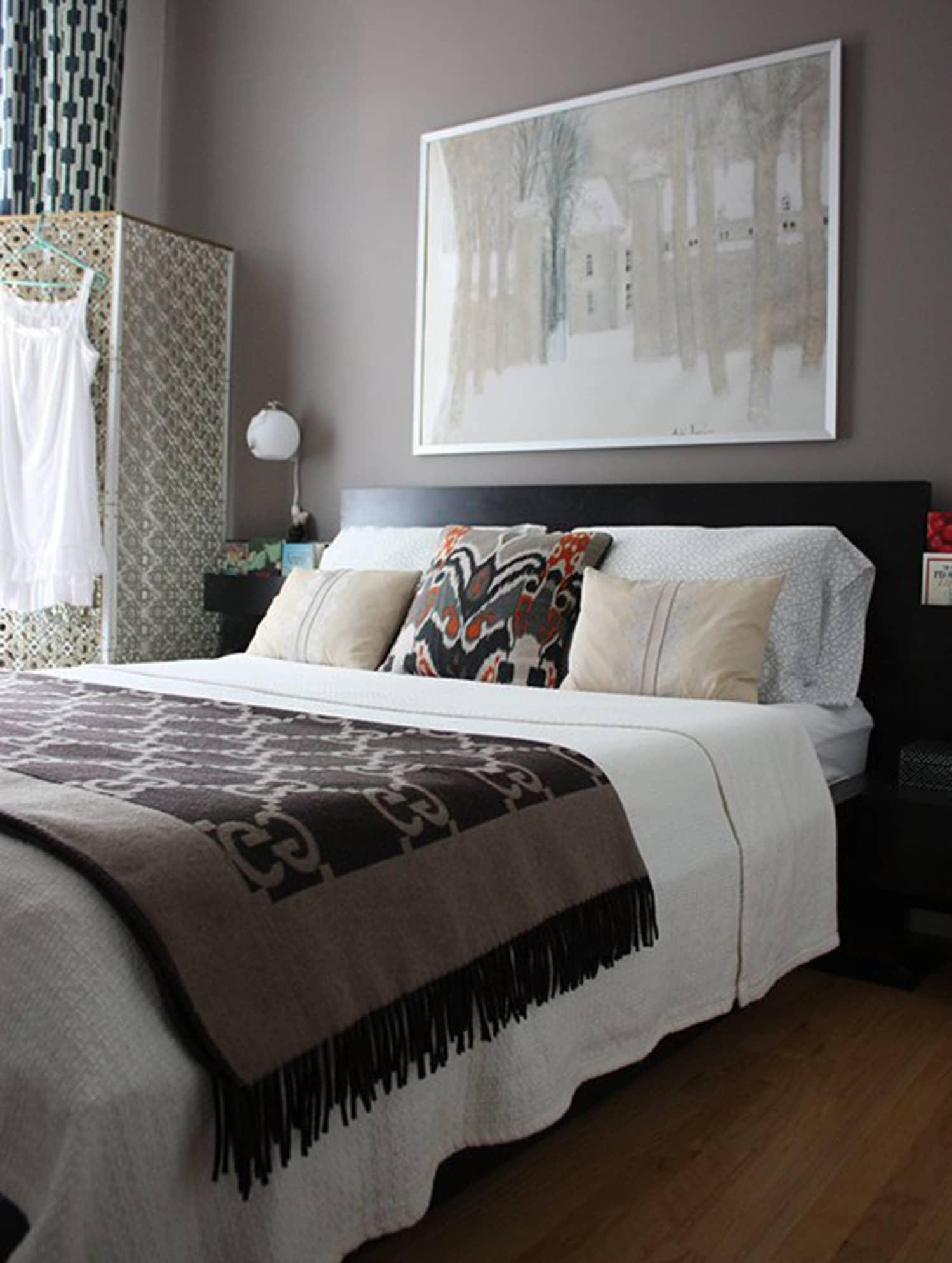 . Paint Color Portfolio  Purple Brown Bedrooms   Apartment Therapy