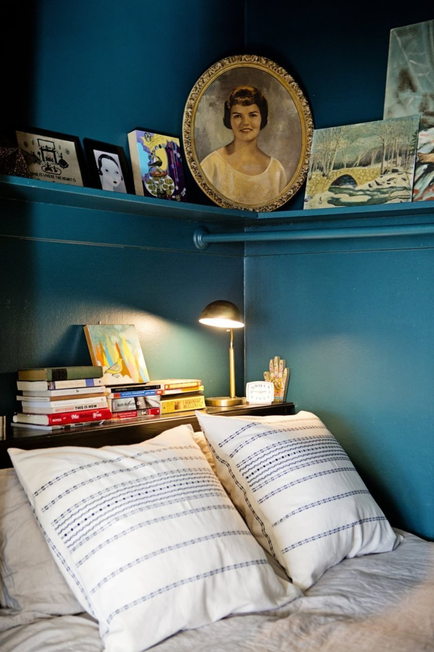 Small Space Solution: Convert Your Closet into a Bedroom ...