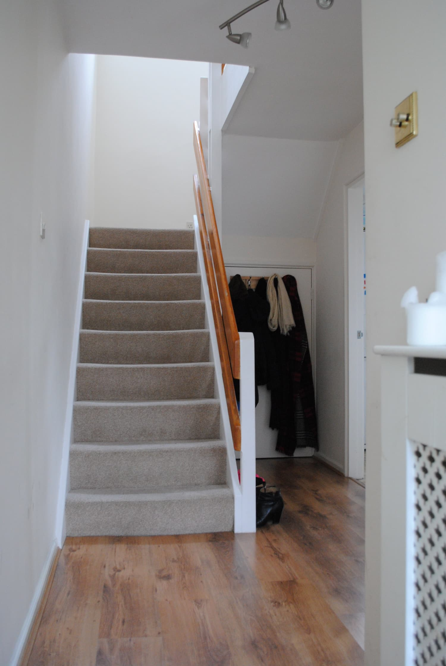 Design Advice Wanted Help What To Do With Stairway