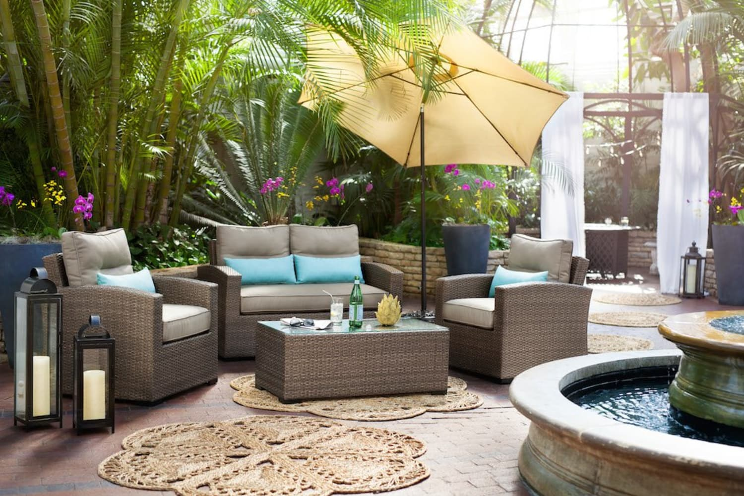 5 Ways to Create a Backyard Getaway | Apartment Therapy