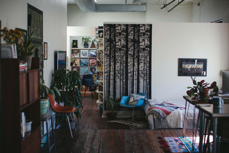 Emily's Cozy Sanctuary | Apartment Therapy