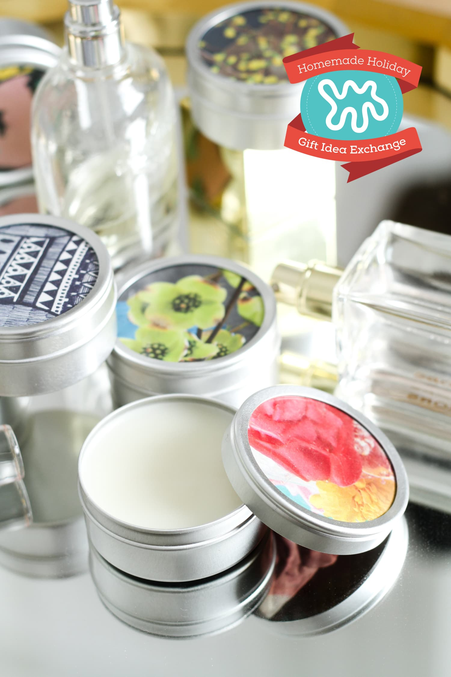 Homemade Solid Perfume with Scented Oils | Apartment Therapy