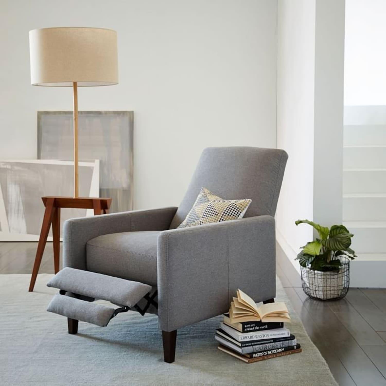 Mid Century Modern Los Angeles Apartment:  Modern & Comfortable