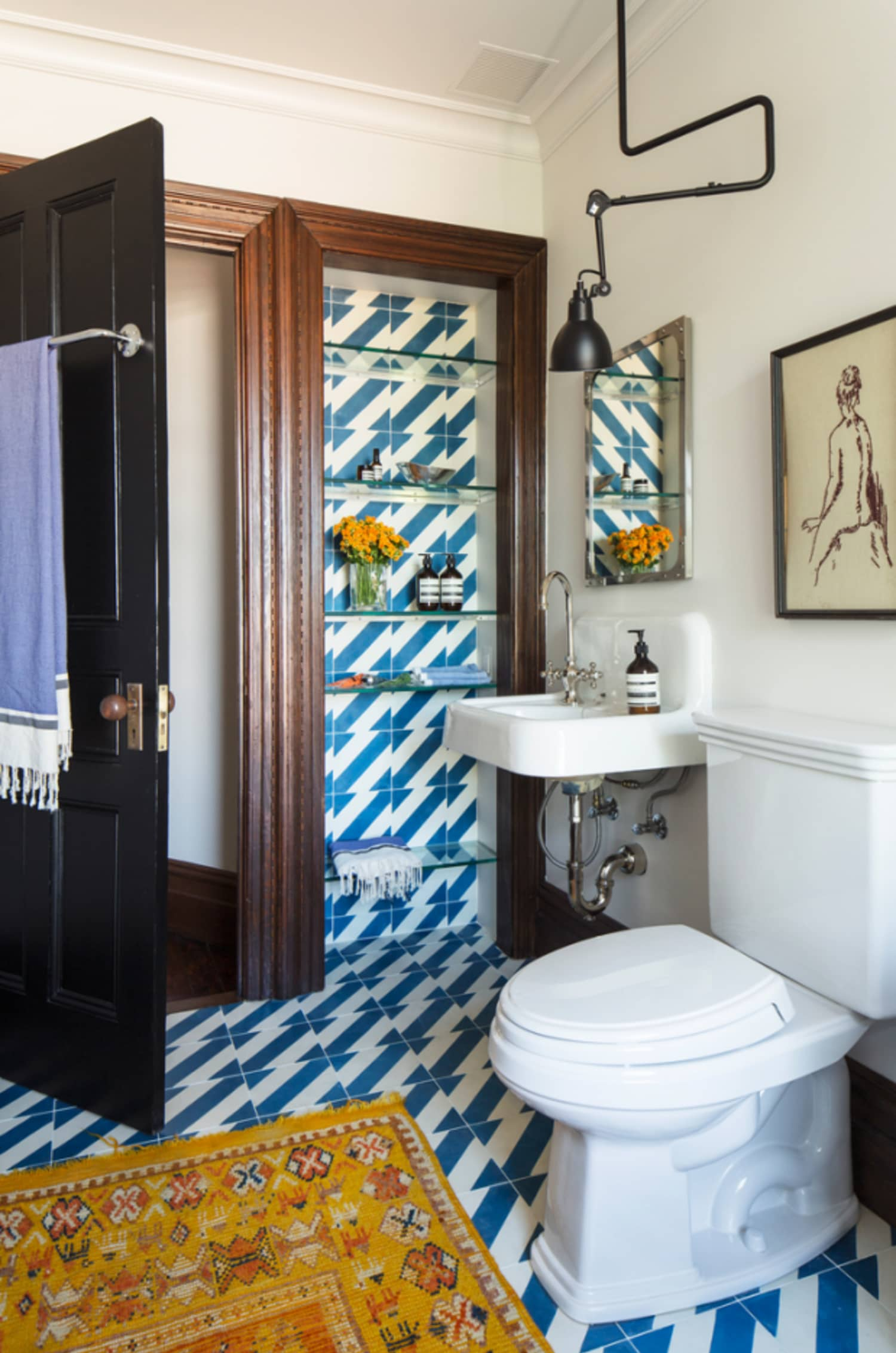Style On Point A Brooklyn Townhouse With 3 Totally