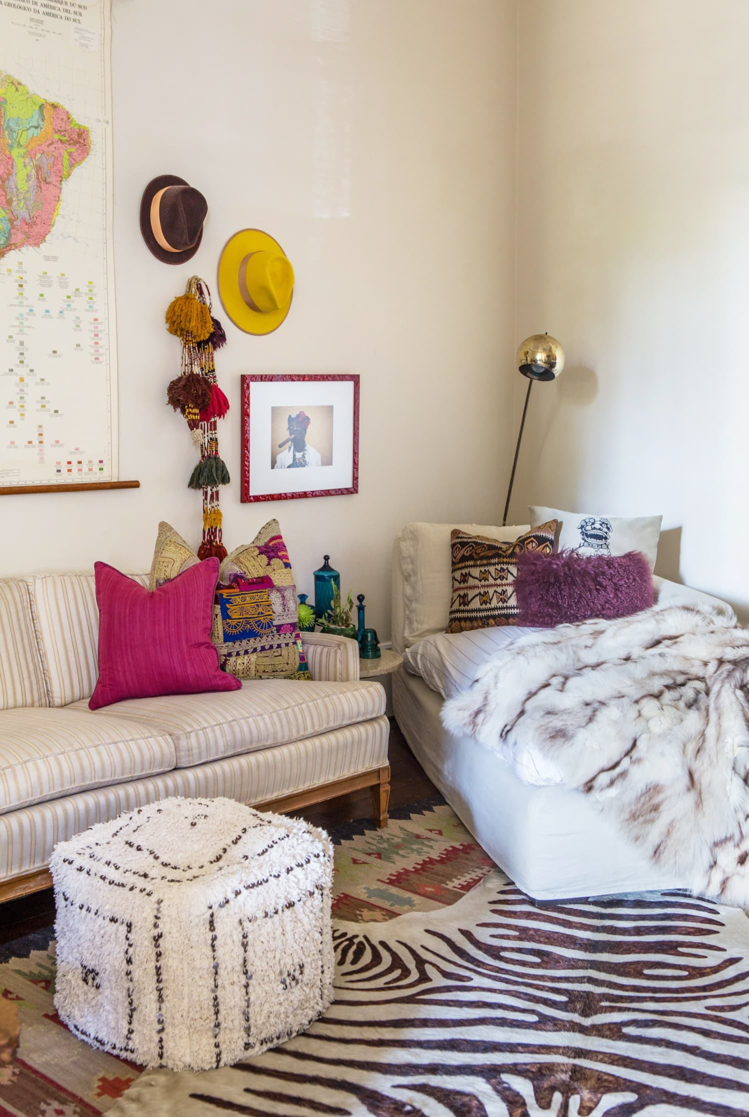 House Tour A Southwestern Inspired New Orleans Rental