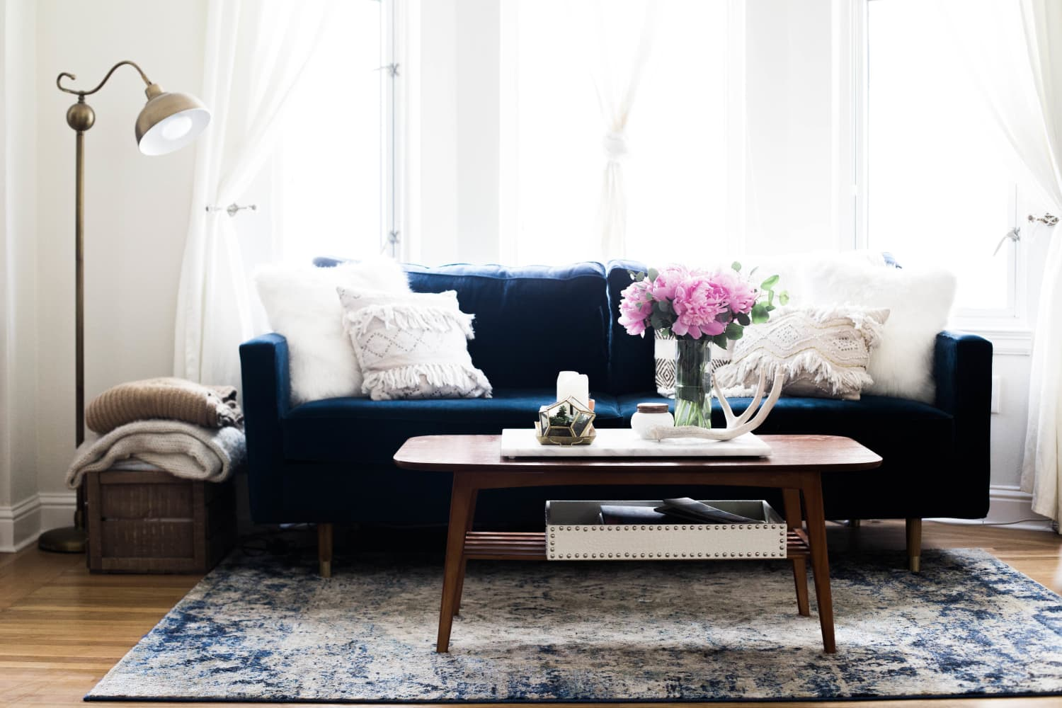 Shopping Resources For A Polished Bohemian Style Space