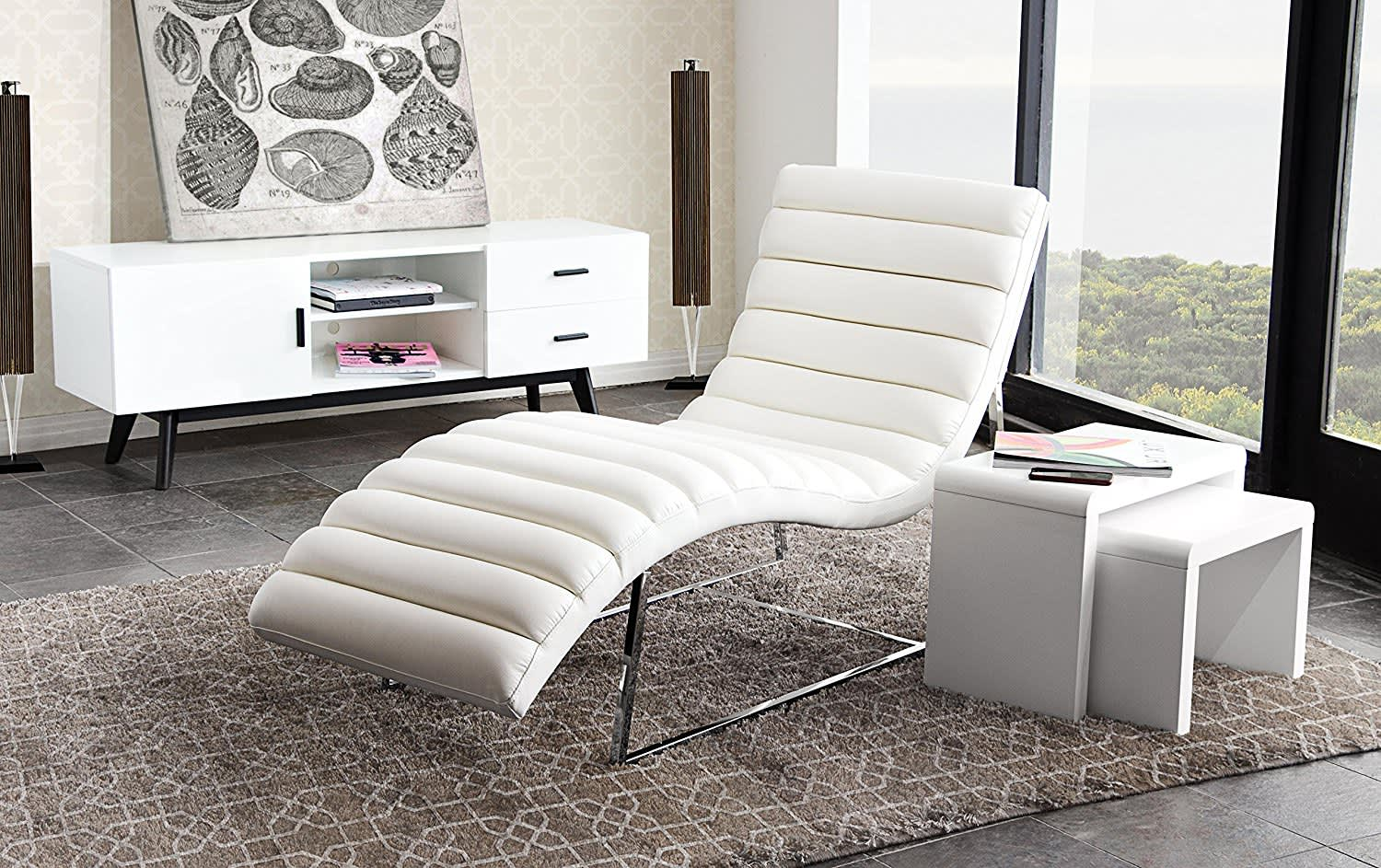 12 of the Best Looking Modern Chaise Lounges | Apartment Therapy