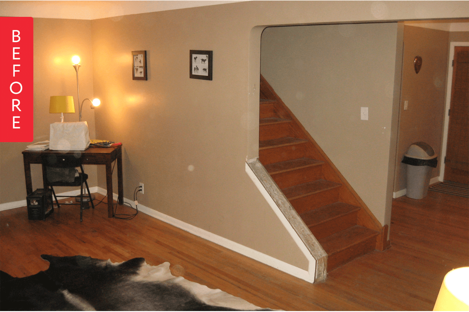 Before and After: An Almost Unrecognizable Modern Transformation of a Beige Suburban House