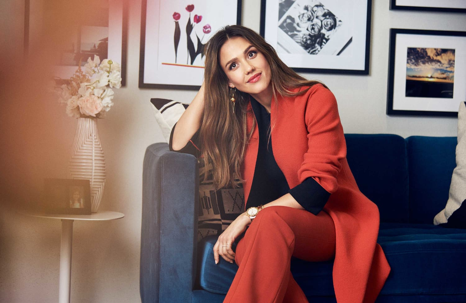 Peek Inside Jessica Alba's New Offices For The Honest Company
