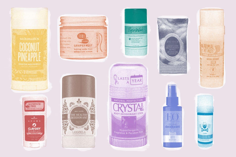 Baking-Soda Free Natural Deodorants That Actually Work