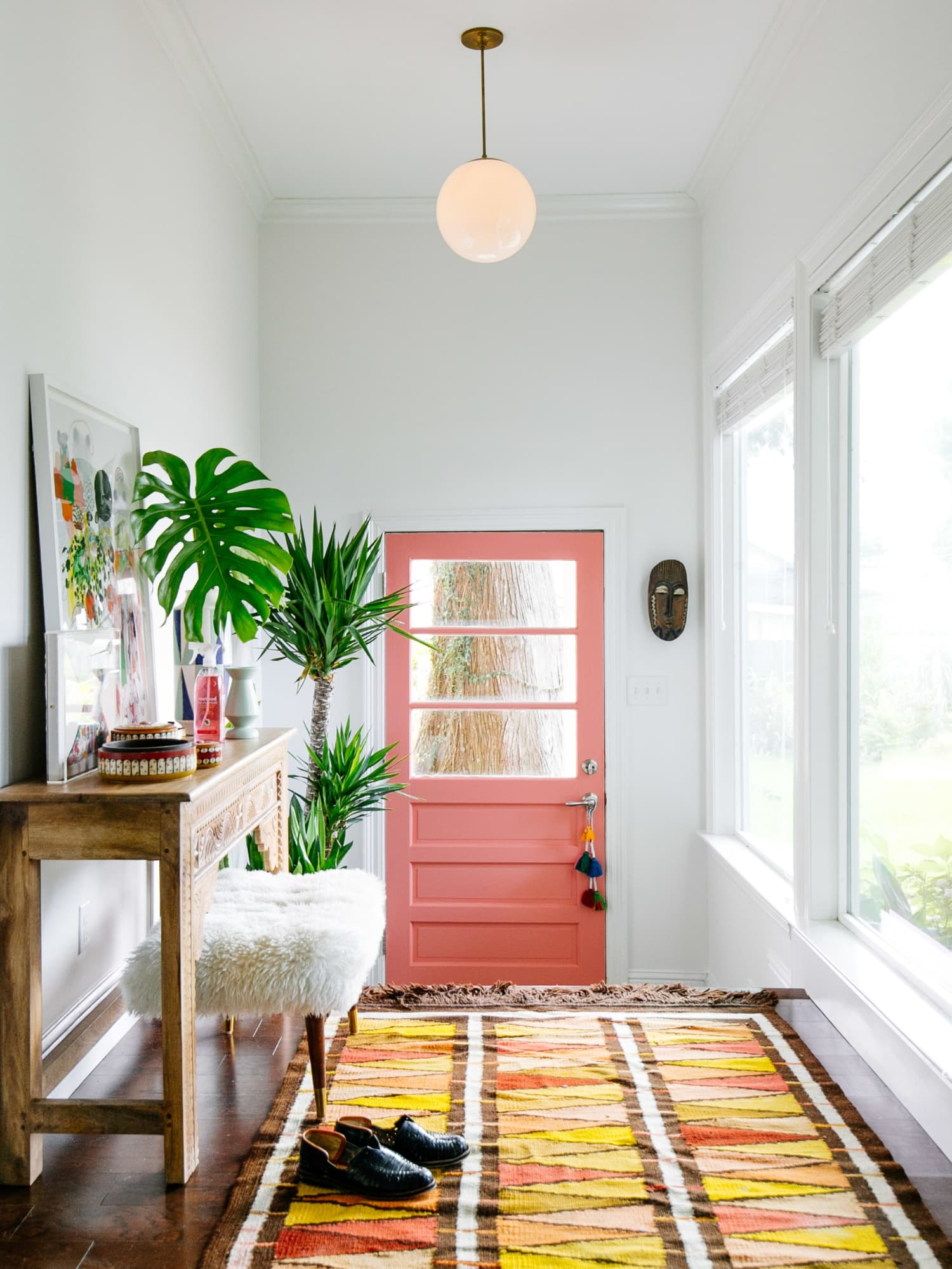 Entryway Ideas You Can Do This Weekend Apartment Therapy