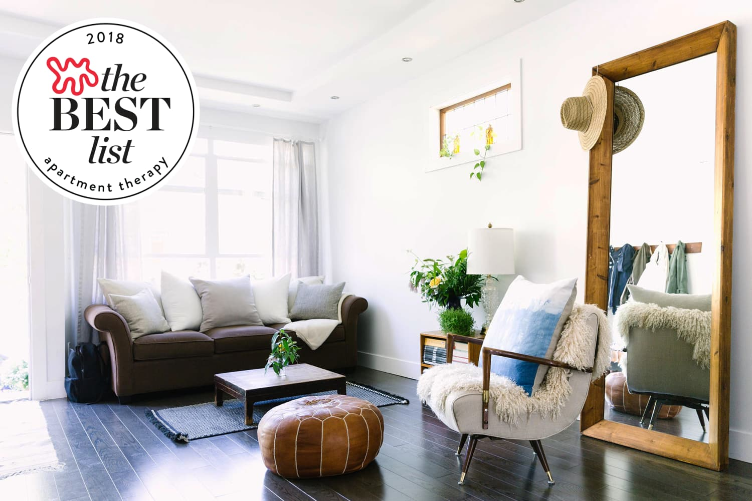 The Best Floor Mirrors: Target, CB2, Wayfair & More | Apartment Therapy