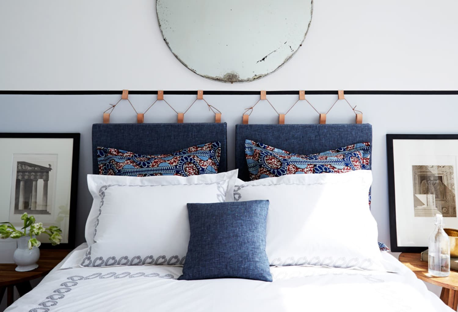 DIY Upholstered Headboards You Can Make (Without Sewing ...