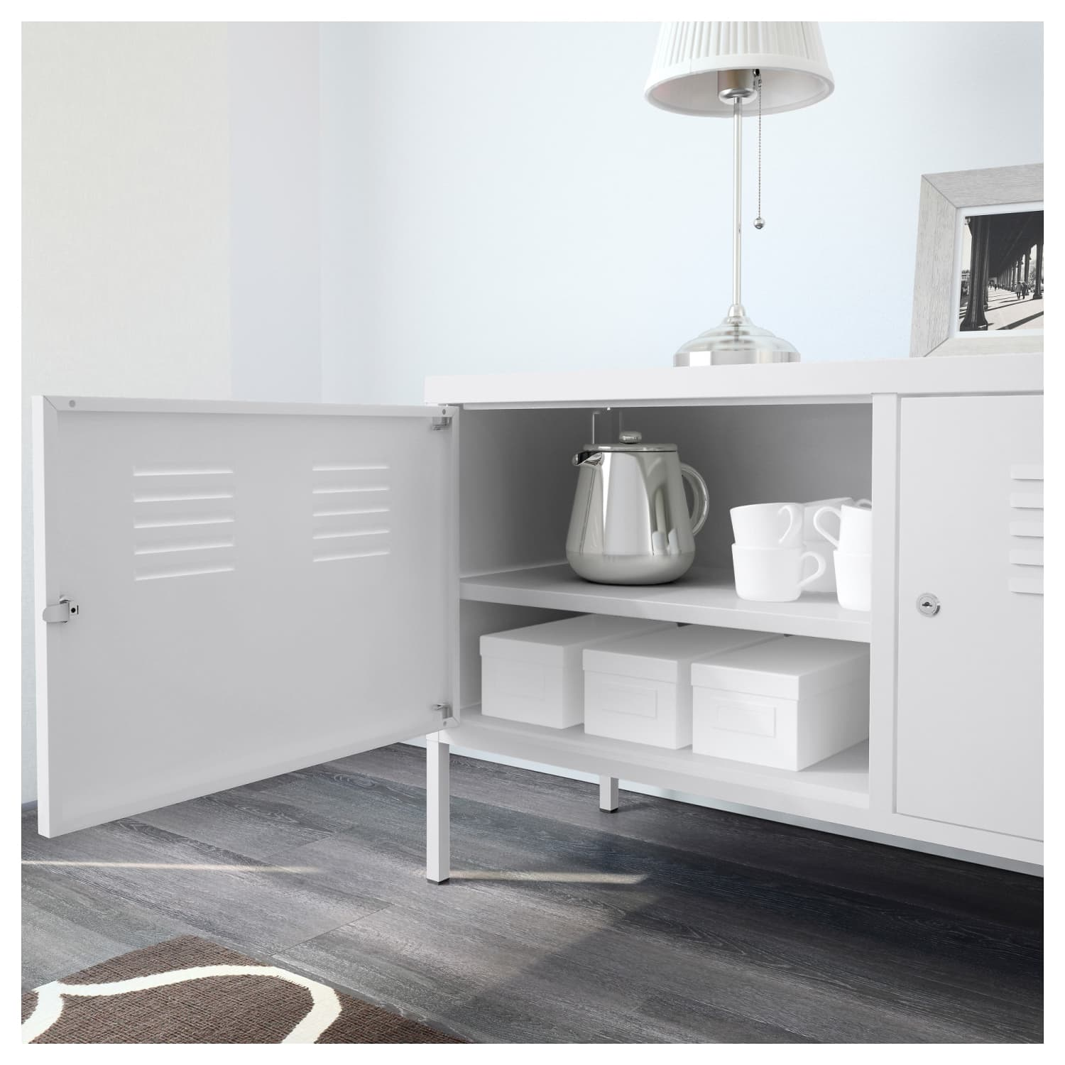 Ikea Ps Cabinet Ideas For How To Use It Apartment Therapy