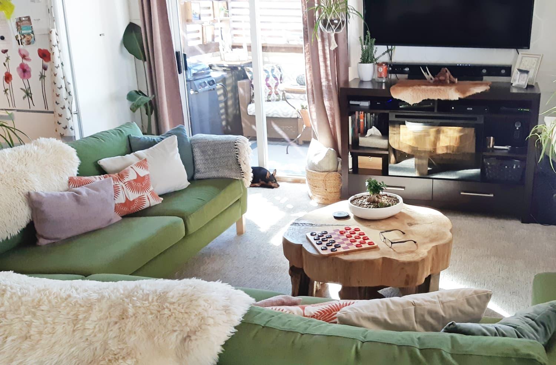 rustic bohemian studio apartment   Mobile Home Decor Inspiration Photos Rustic Bohemian ...