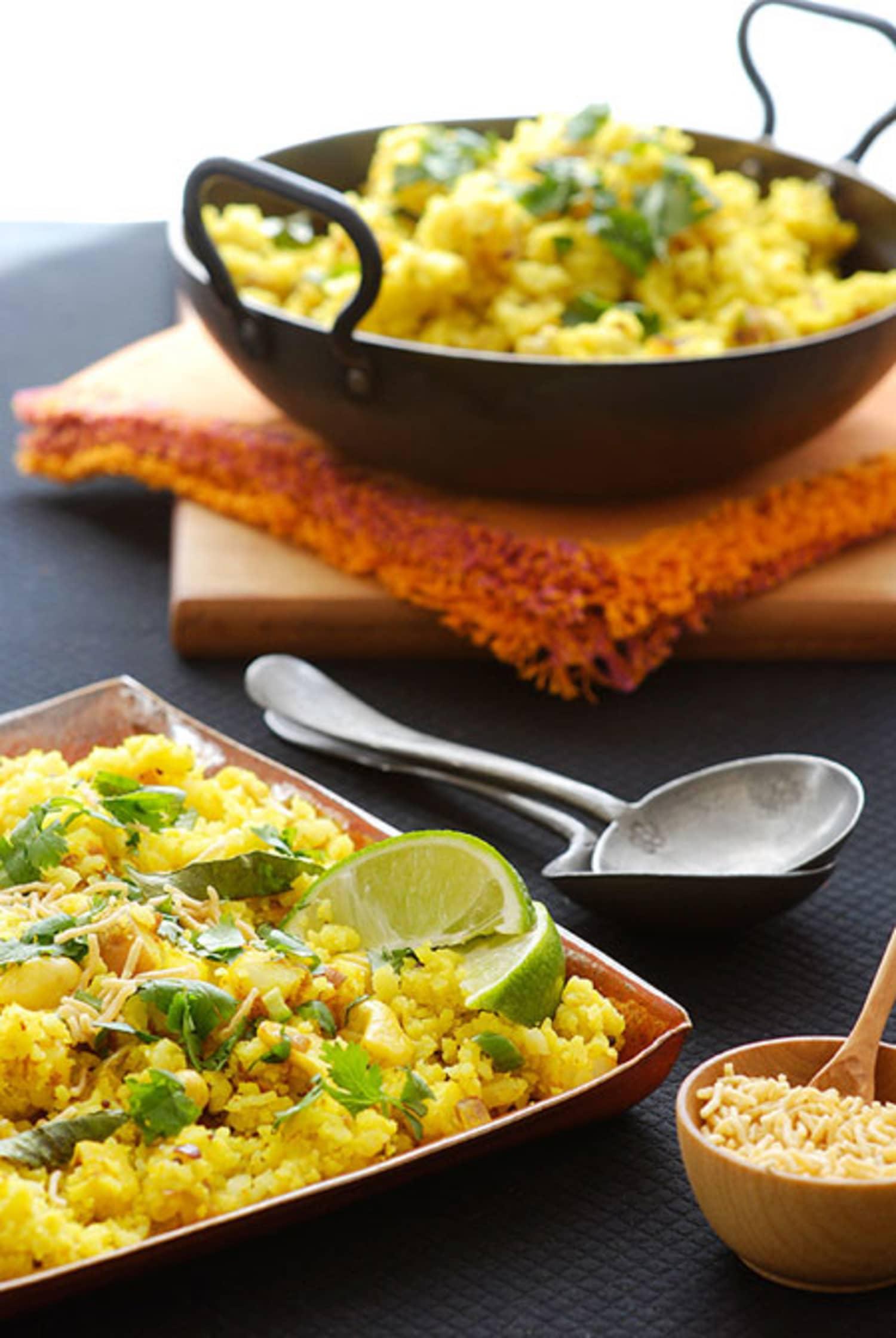 Recipe: Breakfast Poha | Kitchn