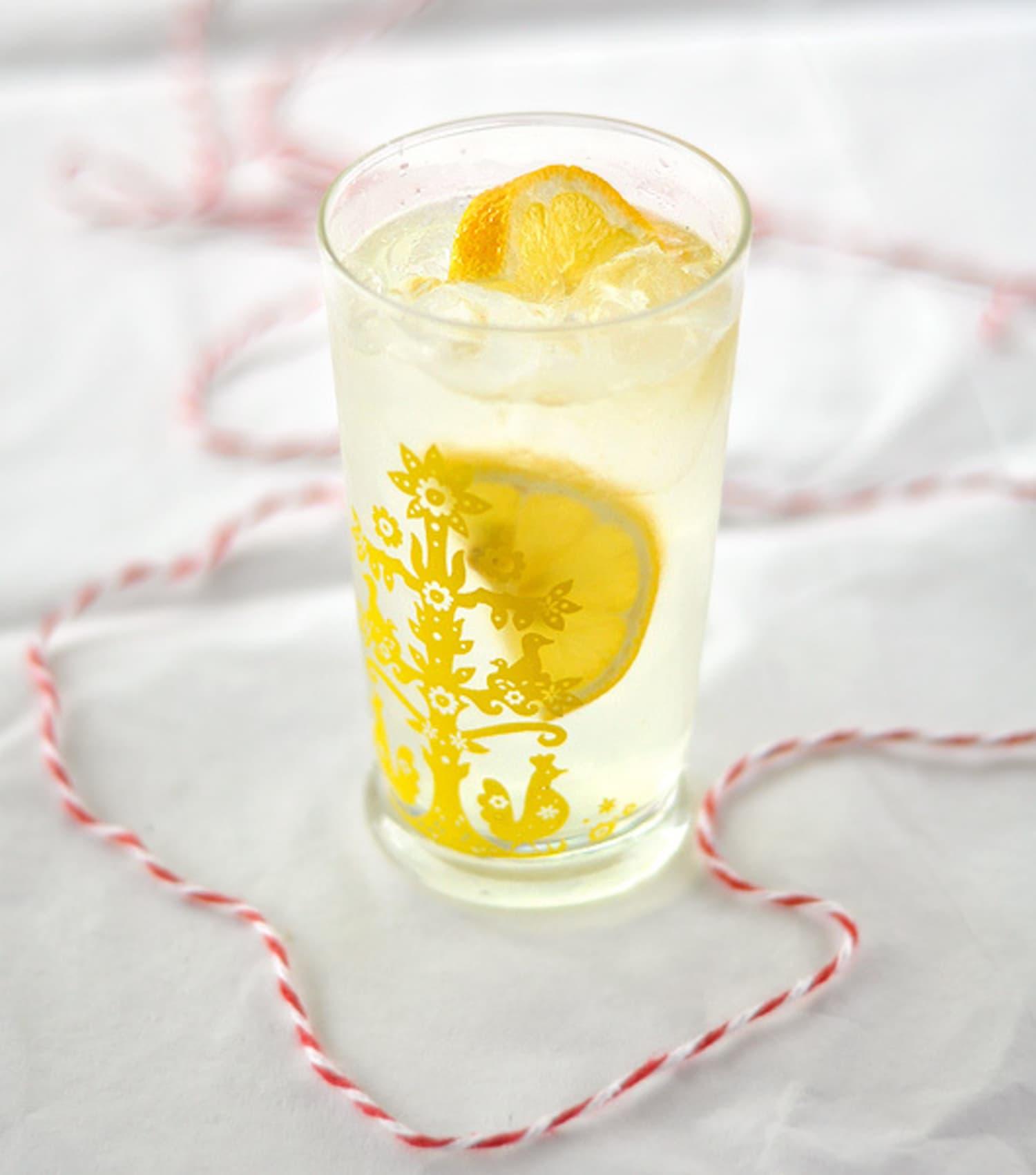 How To Make Lemon Shake Ups at Home Street Fair Food Week