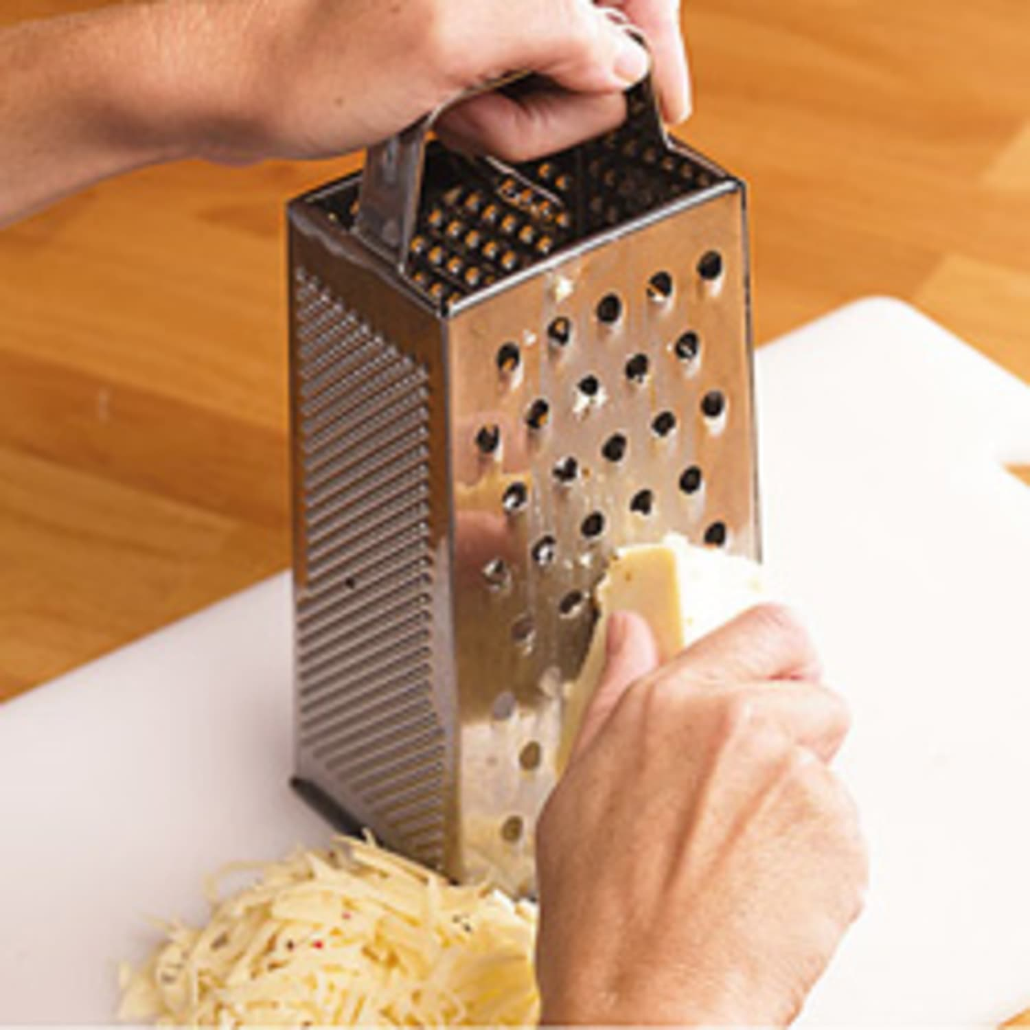 What Is The Best Way To Clean A Box Grater Kitchn