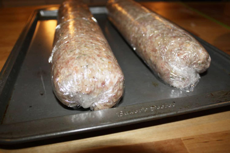 всегда как приготовить колбасу без кишок с фото манную крупу