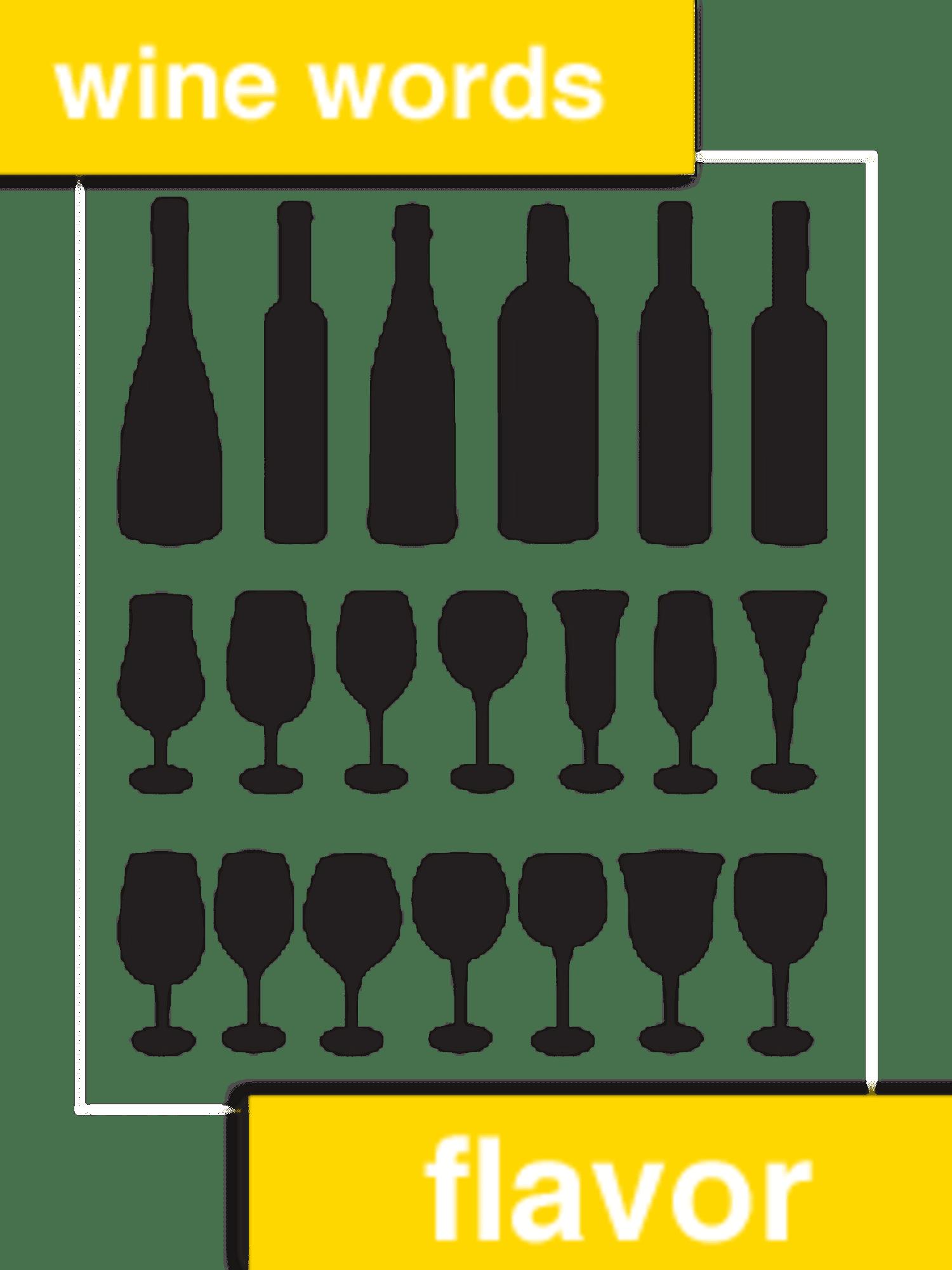 Wine Words Flavor Kitchn