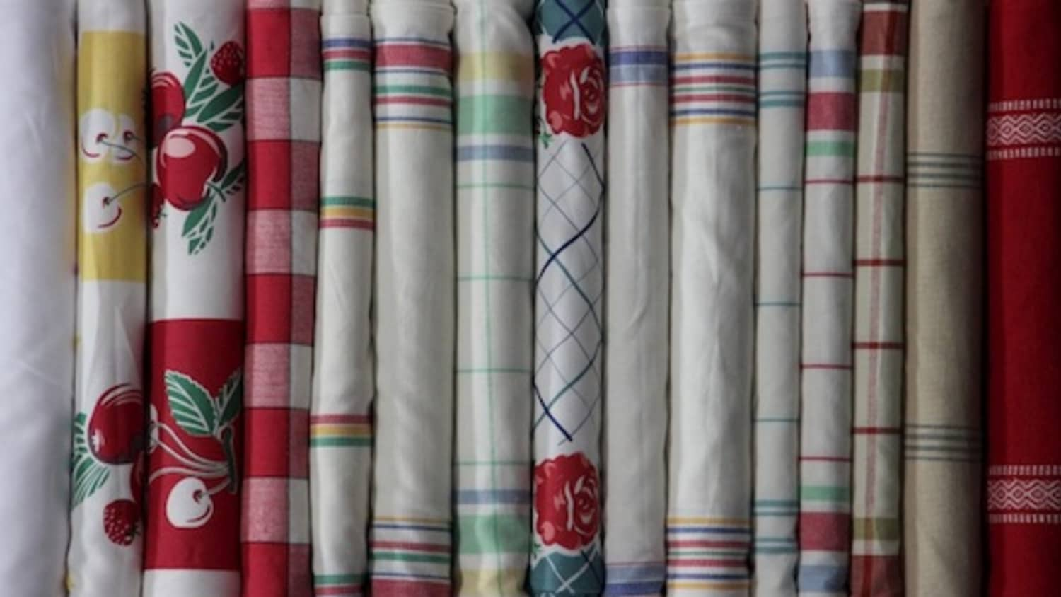 The Best Fabric For Making Your Own Easy Kitchen Towels