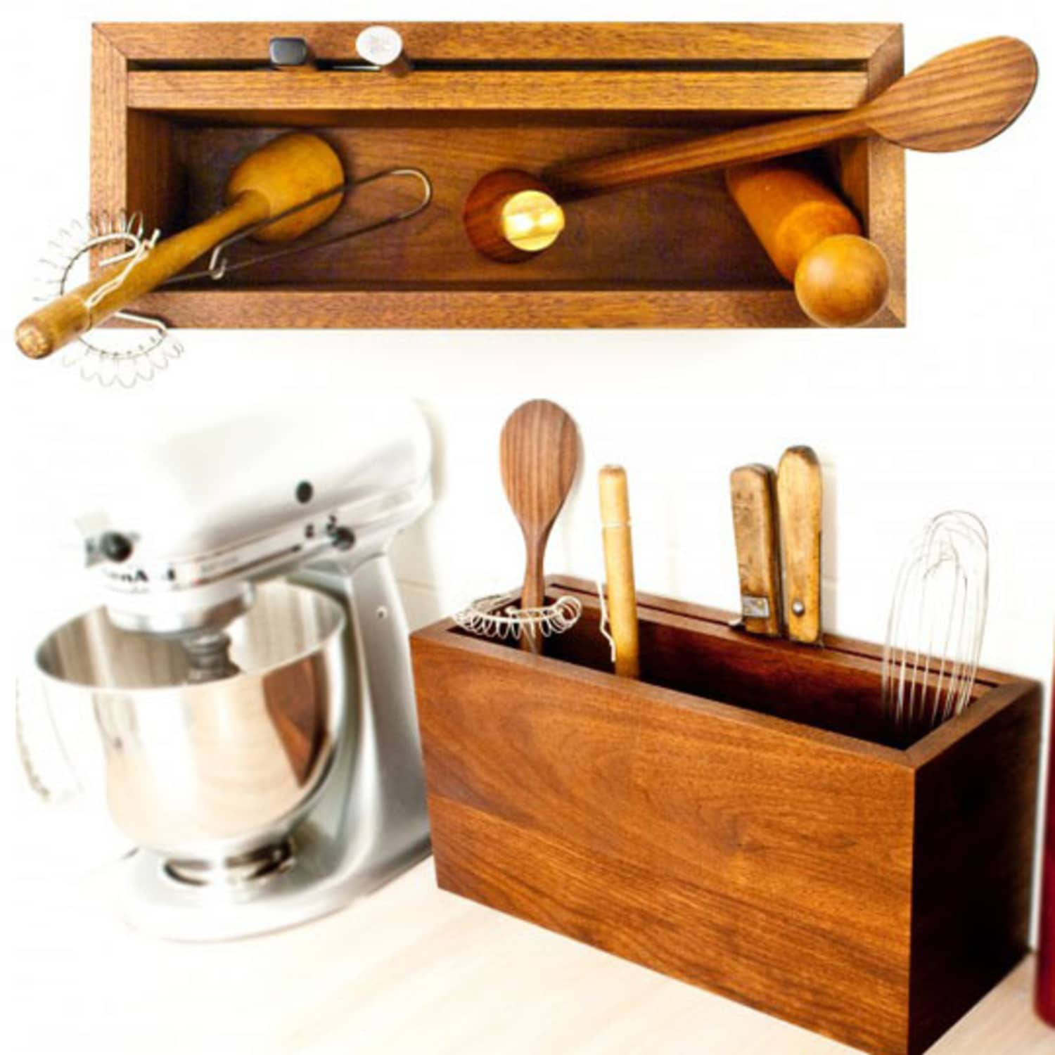 Kitchen Accessory: On Our Table: Beautiful Handmade Cutting Boards & Wooden