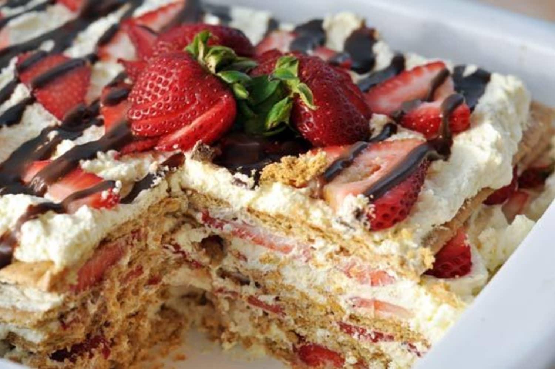 флешки торт из замороженной клубники рецепт с фото разбудил