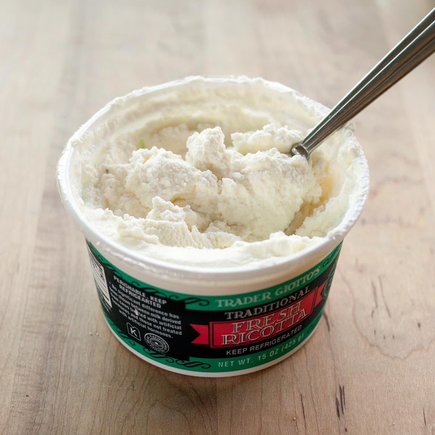 Leftover Ricotta 5 Ideas For Using Up The Rest Of The Container Kitchn