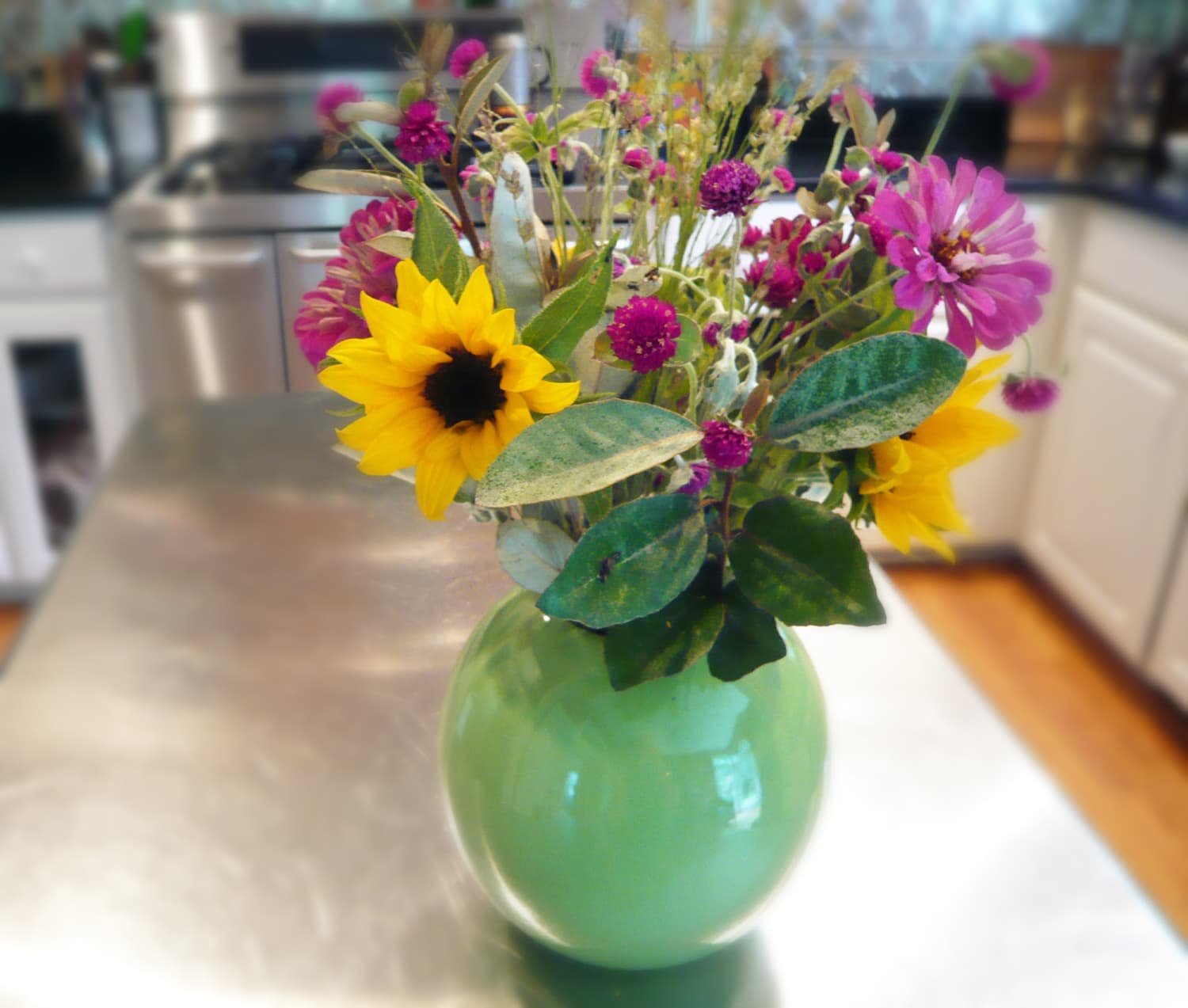 Fresh Flowers Harder Than I Thought Kitchn