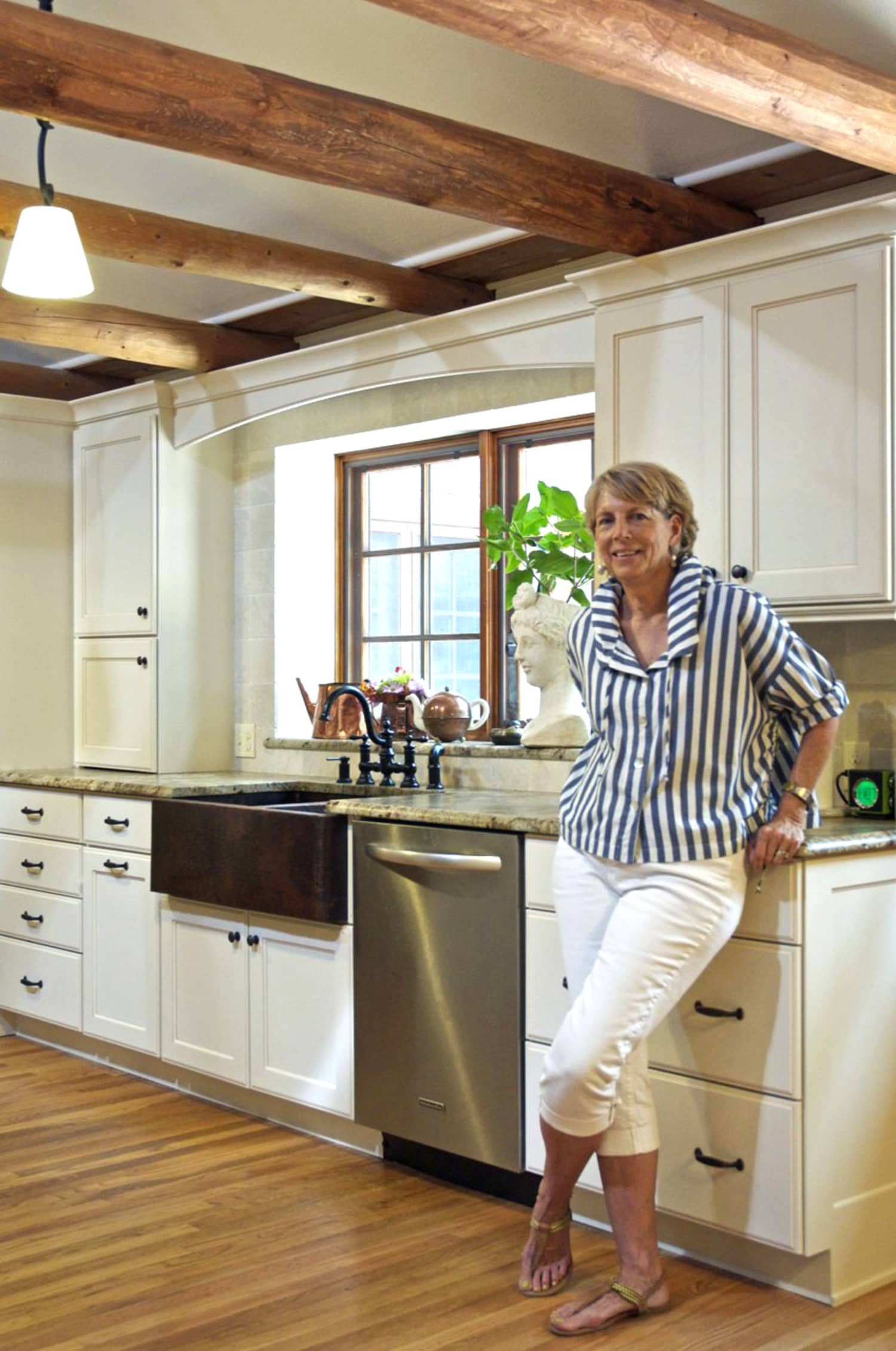 Orvin Amp Donna S Cabin In The City Kitchen Kitchn