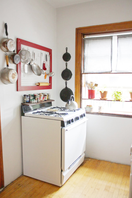 A Vintage Style Chicago Rental Kitchen Kitchn