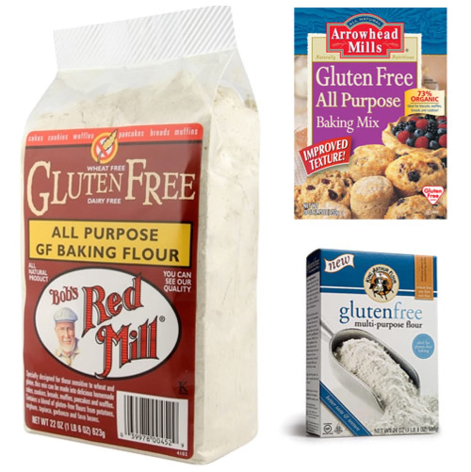 When Should I Use All-Purpose Gluten-Free Flour? | Kitchn