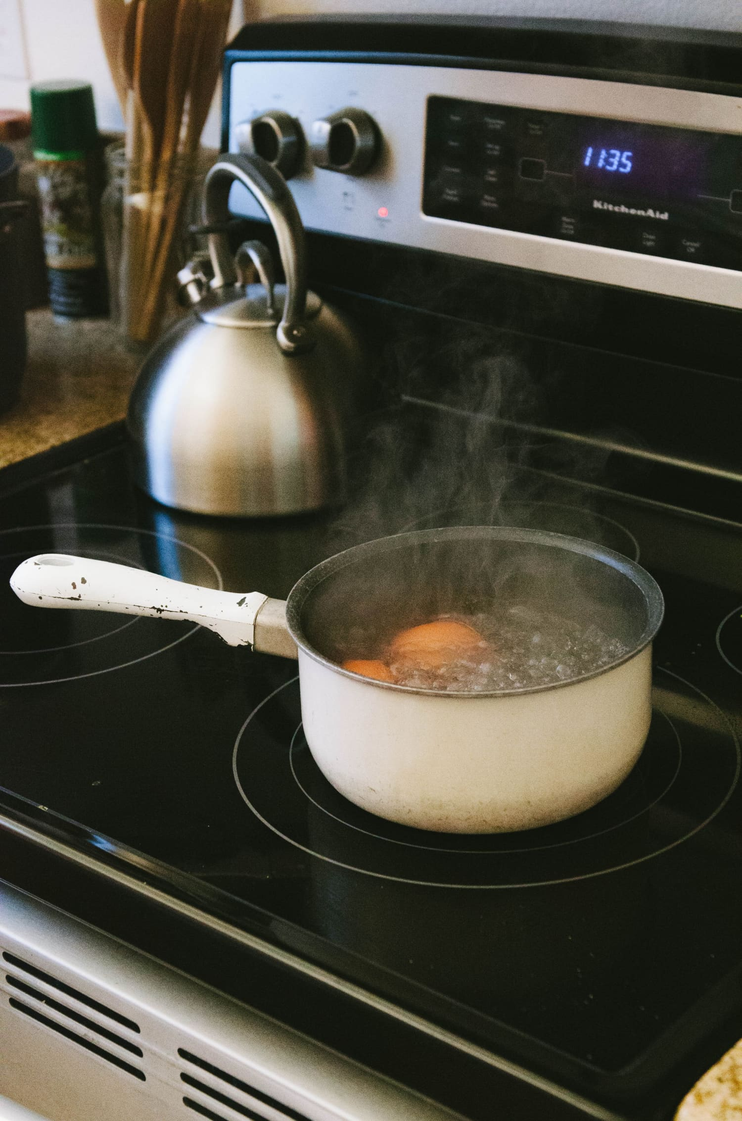 Moving From Gas To An Electric Stove What I Ve Learned So