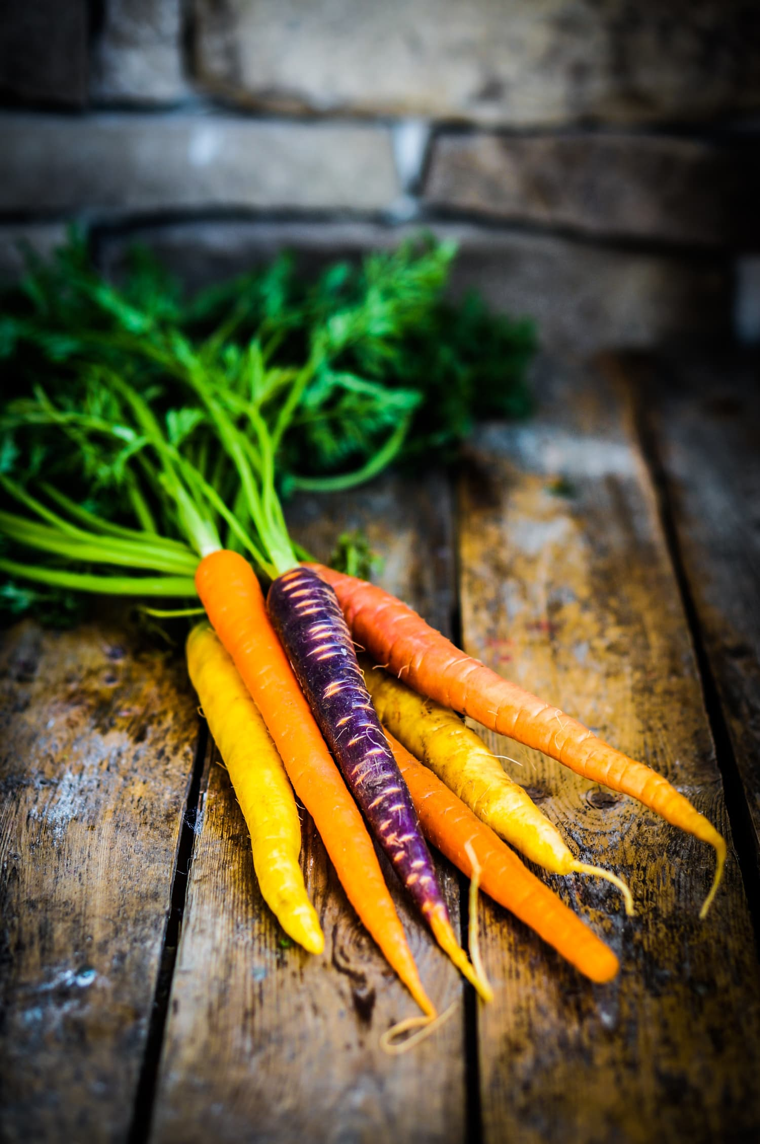 Why Carrots Are Orange And Not Purple Kitchn