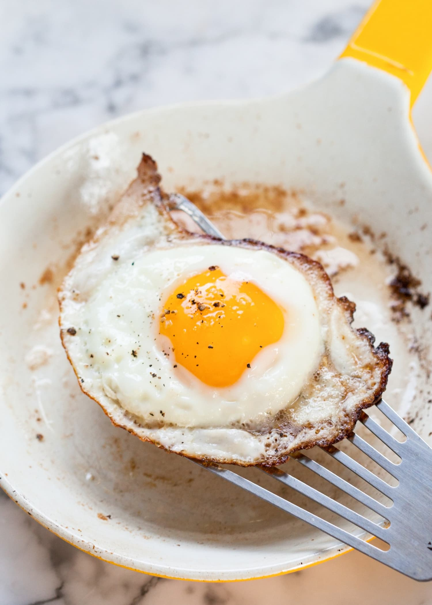 How To Batch Cook Fried Eggs