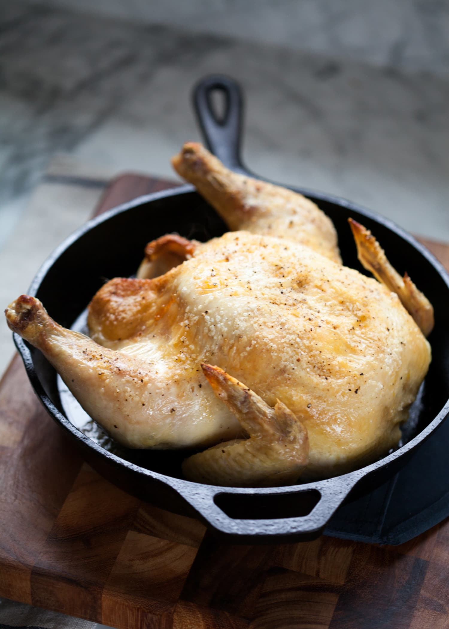 The 5 Life Stages Of A Roast Chicken Kitchn