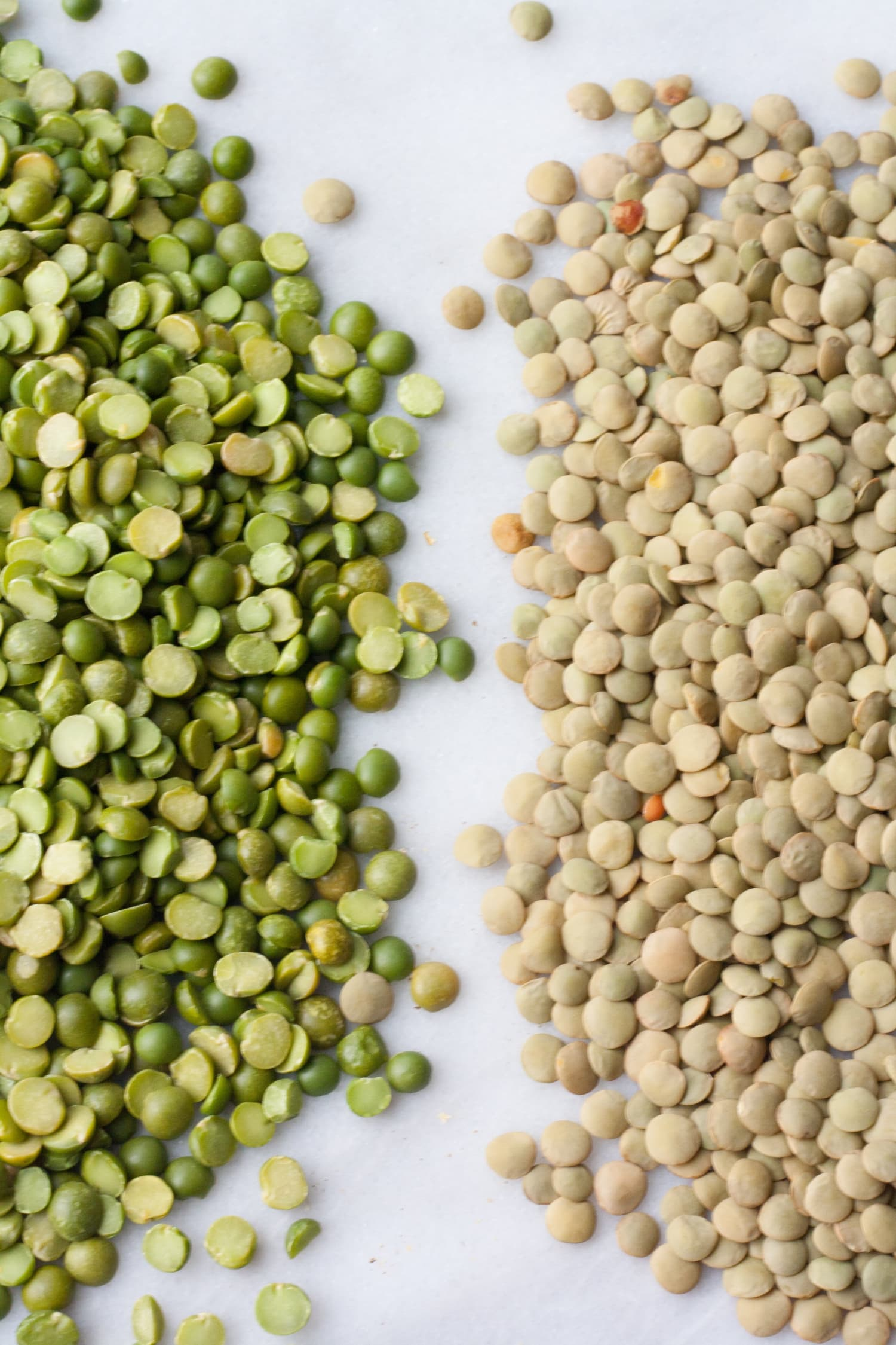What S The Difference Between Split Peas And Lentils Kitchn