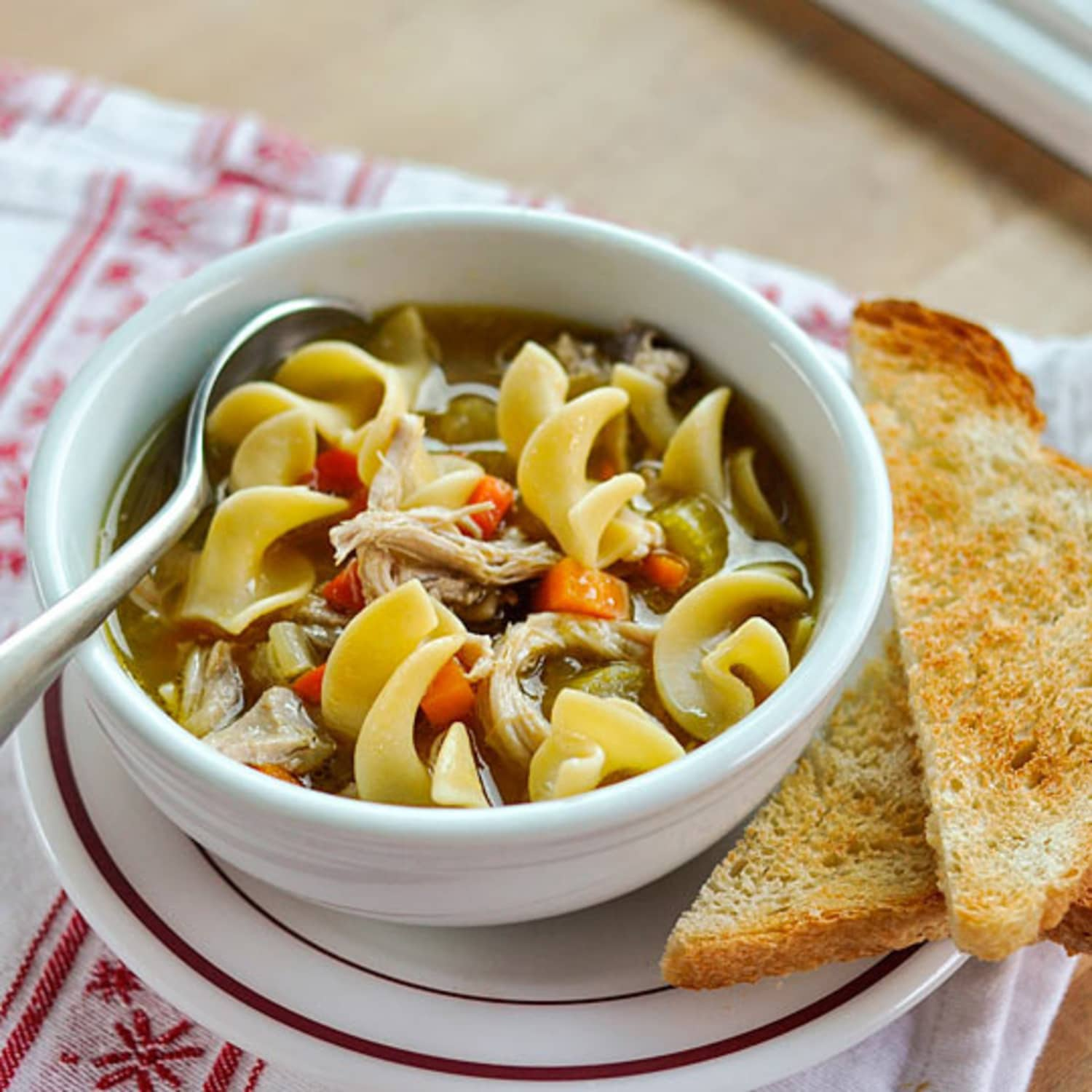 5 Mistakes to Avoid When Making Chicken Noodle Soup | Kitchn