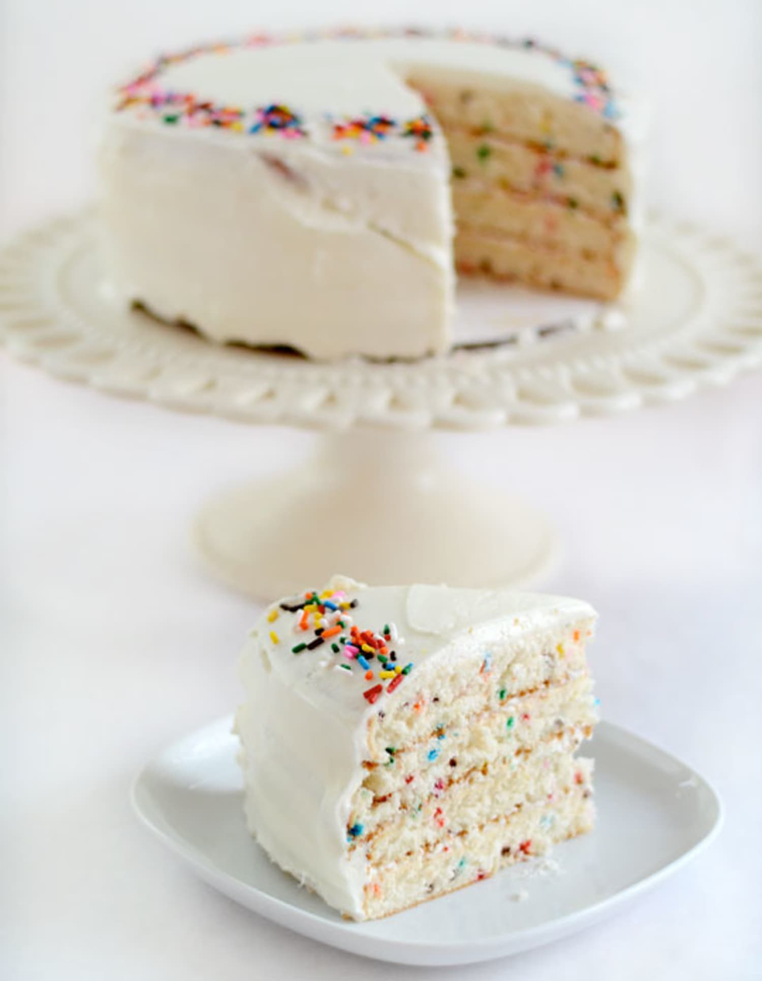 Recipe Funfetti Birthday Cake Kitchn