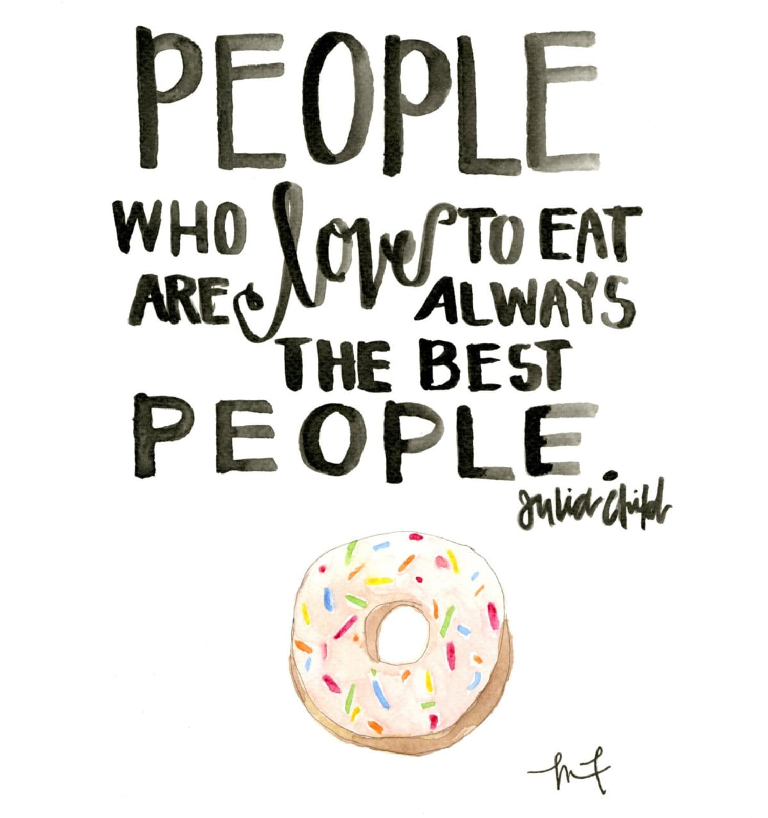 famous quotes about food and cooking to hang in your kitchen