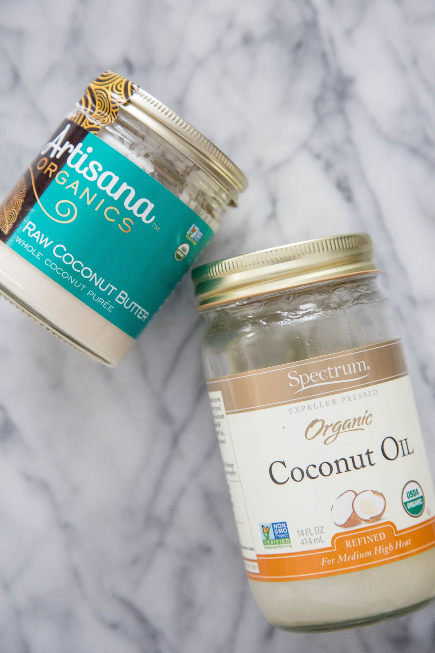 What S The Difference Between Coconut Oil Amp Coconut Butter