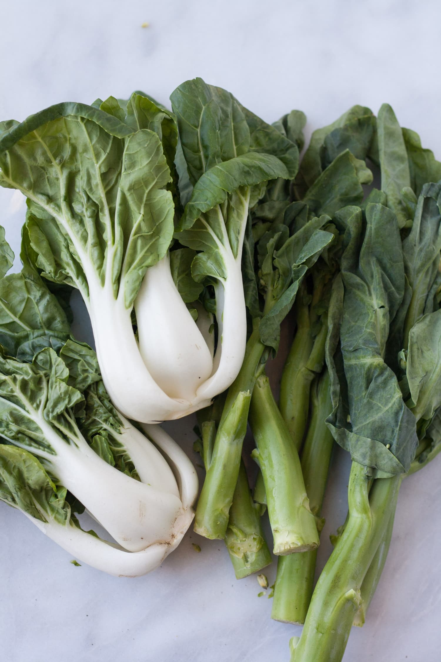 A Visual Guide to 10 Varieties of Asian Greens | Kitchn