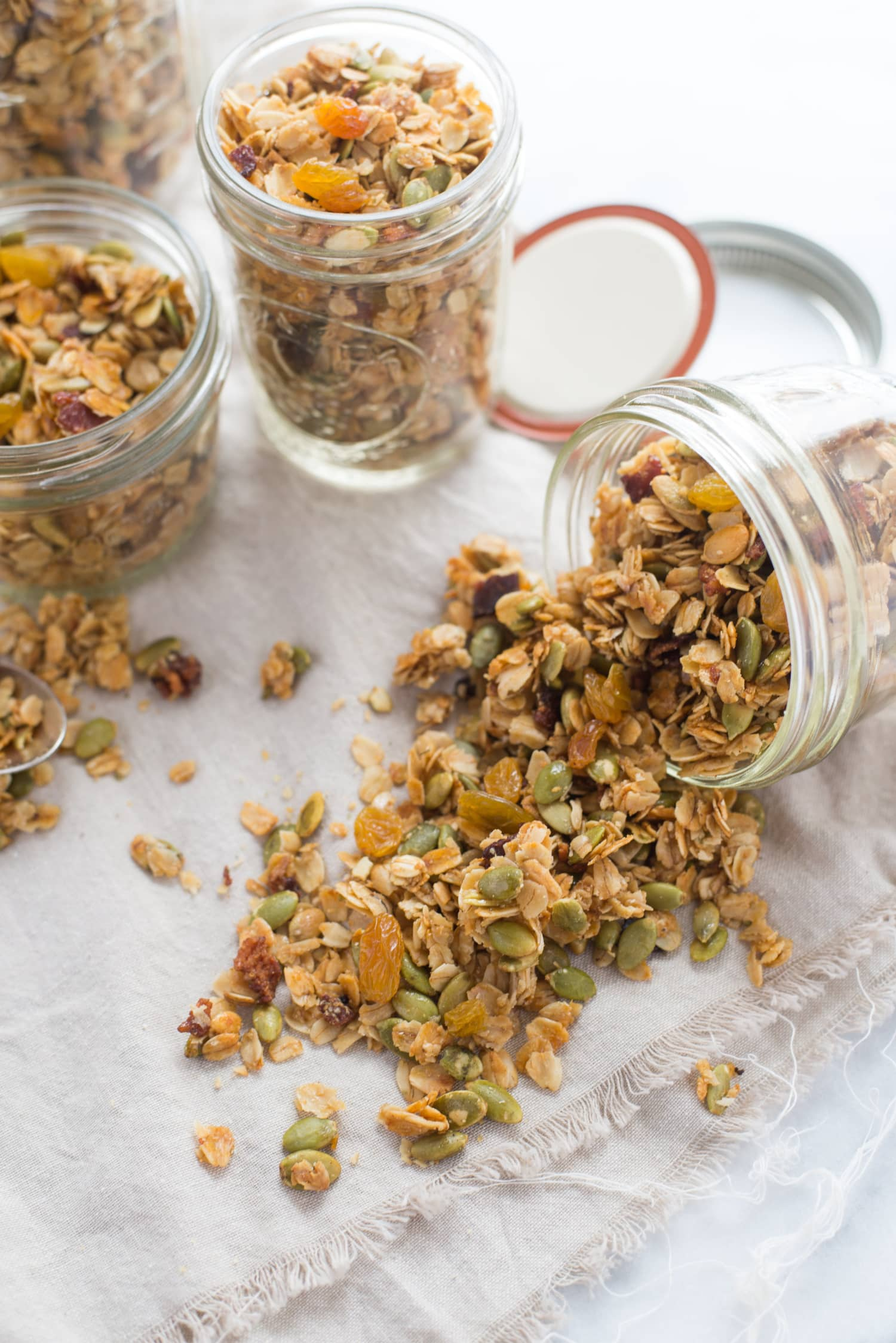 Recipe Savory Bacon Rosemary Granola Kitchn