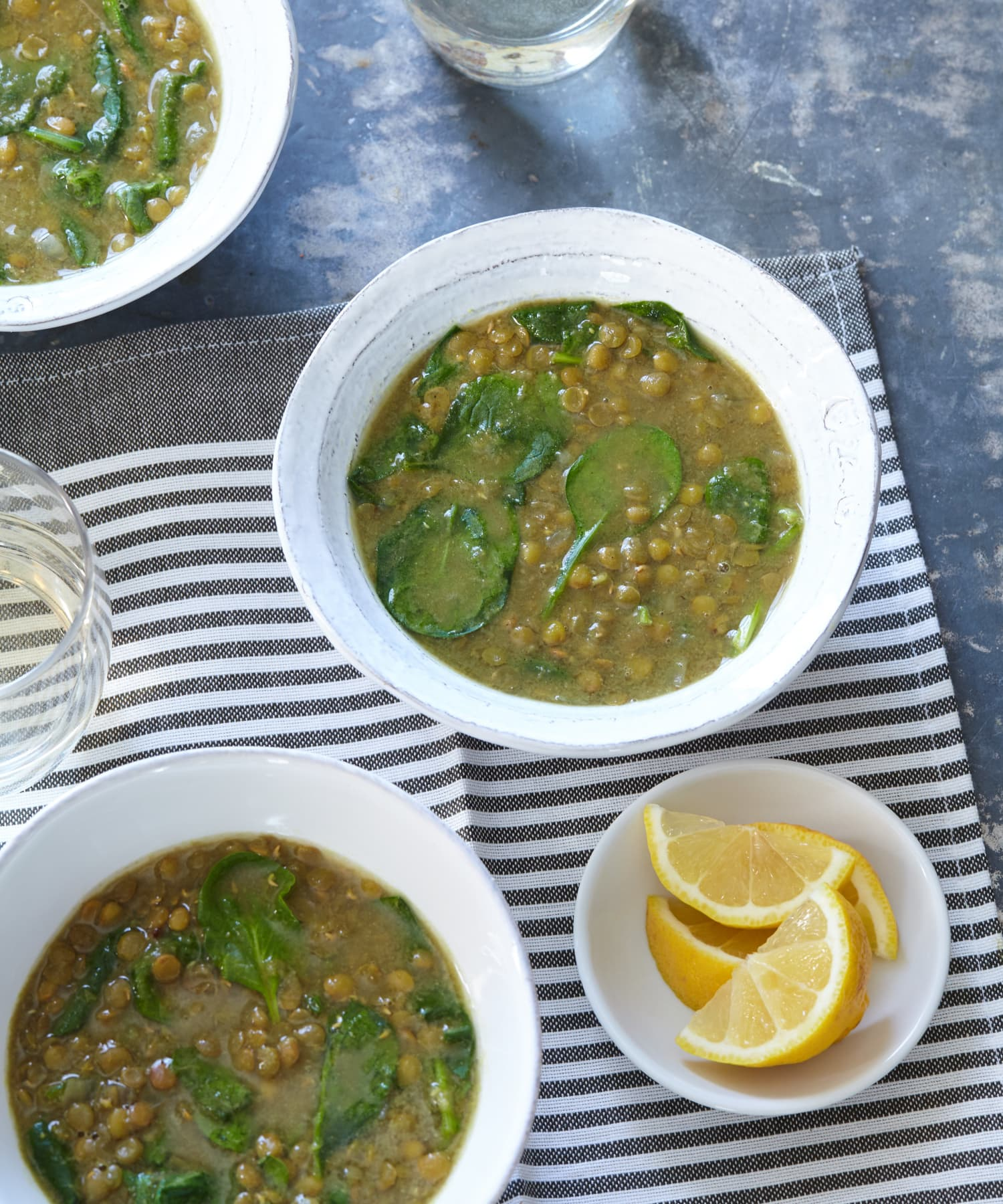 Spinach Soup Recipe Udupi Recipes: Recipe: Ethiopian-Style Spinach & Lentil Soup